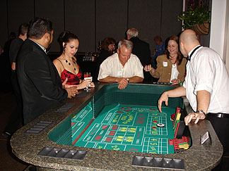 Florida Casino Parties Picture Gallery